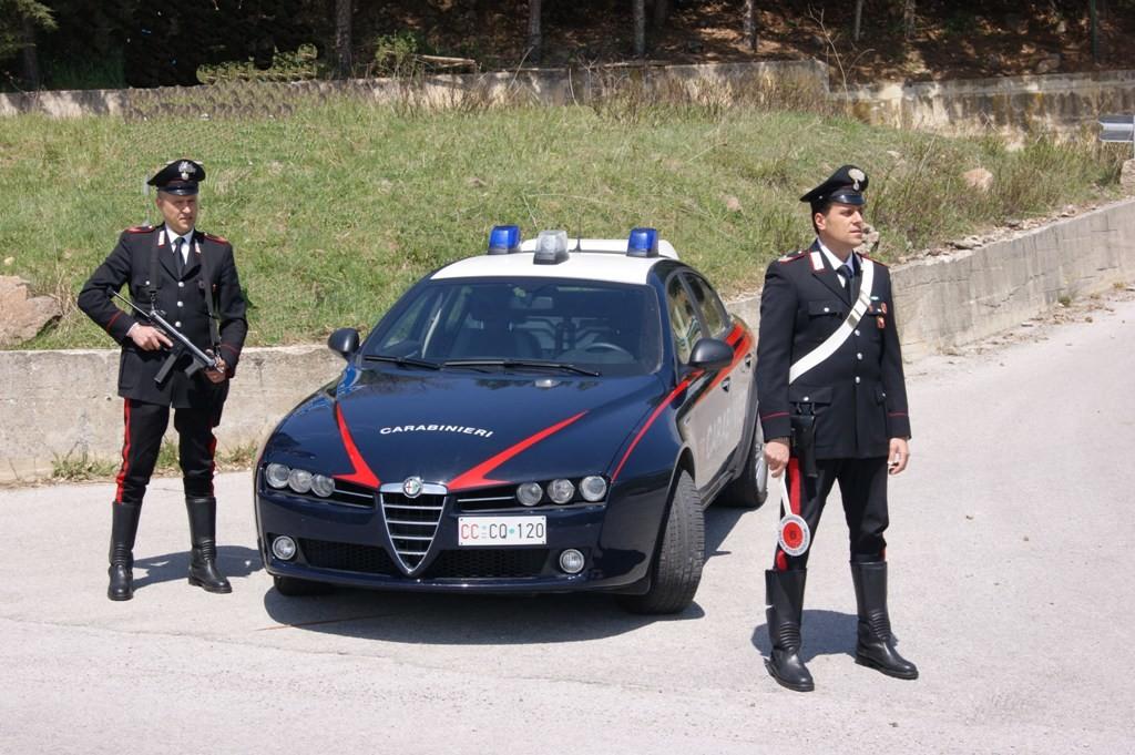 Servizi dei Carabinieri a Lenola e Sperlonga: due denunce