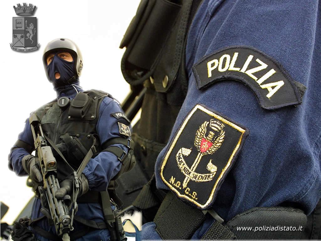 """Salerno,La Polizia di Stato ha arrestato a Salerno un cittadino algerino destinatario di mandato di arresto europeo poiché  implicato in una rete di falso documentale, attiva in Belgio, utilizzata anche da terroristi implicati nelle stragi di Parigi e Bruxelles"""""""
