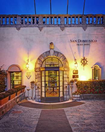 Sceicco Qatar compra albergo San Domenico Taormina
