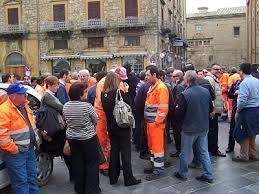 """Emergenza lavoratori Ato Me2, intervento del gruppo """"Ora Milazzo"""""""