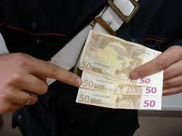 Due arresti per spendita di banconote false