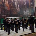 """""""Medaglia d'oro Maison des artistes"""" alla banda musicale della Polizia di Stato"""