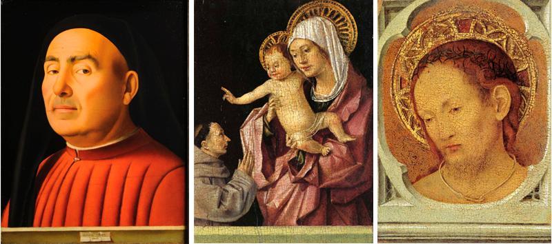 Antonello da Messina, dalla Sicilia a Torino