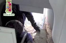 La Polizia di Stato di Cagliari sequestra 500 kg di hashish all´interno di un natante