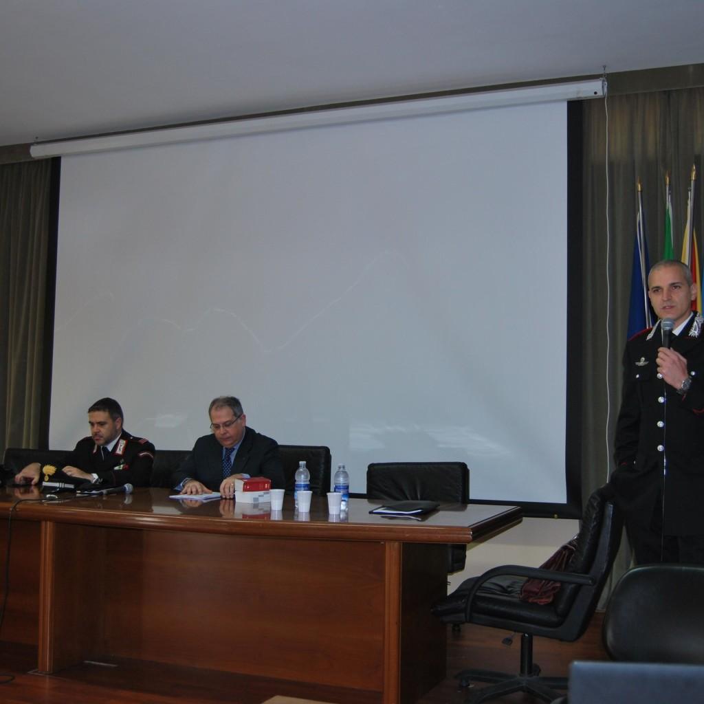 Al majorana di milazzo avvocati ed ufficiali dei carabinieri attivano un progetto di educazione alla legalità