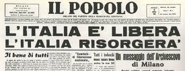 25 Aprile 1945, il ricordo delle bombe, della fame e della tanto attesa libertà