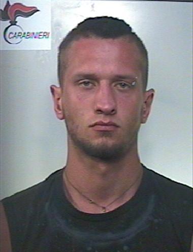 Barcellona P.G.: Arrestato dai Carabinieri dopo un breve periodo di latitanza.