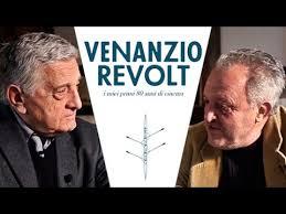 """Dinamovie presenta:""""Venanzio Revolt, i miei primi 80 anni di cinema"""""""