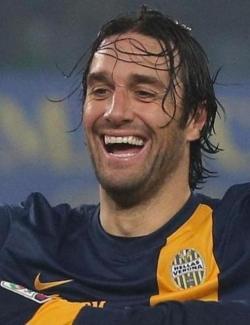 Una brutta Juve si perde tra le lacrime d'addio di Luca Toni