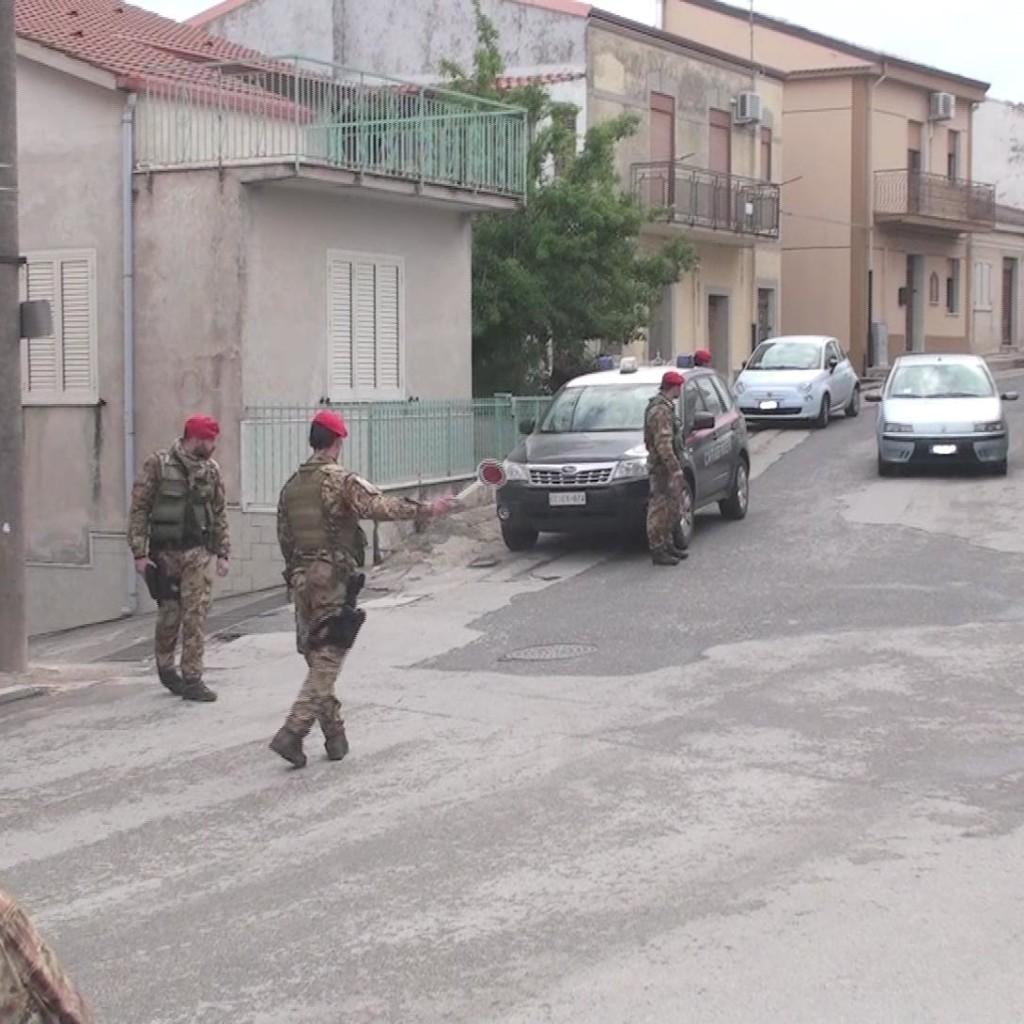 Caronia ,San Fratello e Cesarò (ME), un arresto nell'anbito dei controlli a tappeto dei Carabinieri.