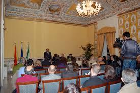 Milazzo. Il convegno a palazzo D'Amico col prof. Francesco Sabatini