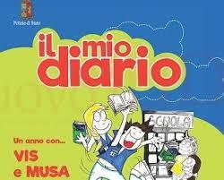 """Bergamo: """"IL MIO DIARIO"""", rinnovata la campagna educativa della Polizia"""