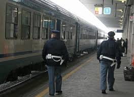 Train to be cool. I poliziotti della Polizia Ferroviaria al Caio Duilio di Messina