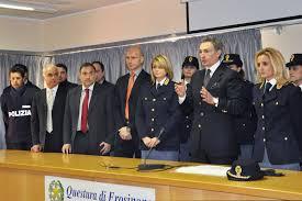 Frosinone. Scacco alla banda degli albanesi: la Polizia di Stato arresta 8 persone