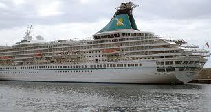 """Oggi 24 maggio l'approdo della nave da crociera """"Artania"""" a Milazzo. Il programma di accoglienza"""