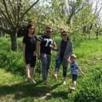 Apre il Parco Cinque Sensi a piedi scalzi