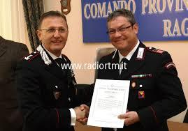 Premiati militari dei Carabinieri del Lazio distintisi in particolari operazioni di servizio