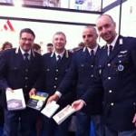 LA POLIZIA DI STATO PRESENTA LE SUE ATTIVITA' E I SUOI SCRITTORI AL 29° SALONE INTERNAZIONALE DEL LIBRO