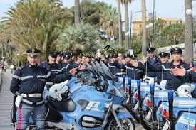 LA 99° EDIZIONE DEL GIRO D´ITALIA IN COMPAGNIA DELLA POLIZIA STRADALE