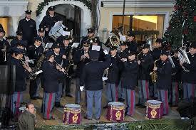 la fanfara della Polizia di Stato ha festeggiato il 70° anniversario della Repubblica italiana
