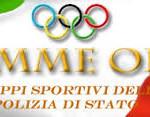 L'OSCAD insieme alle Fiamme Oro della Polizia di Stato ed a una rappresentanza della Nazionale Femminile della Federazione Italiana Rugby incontra i bambini