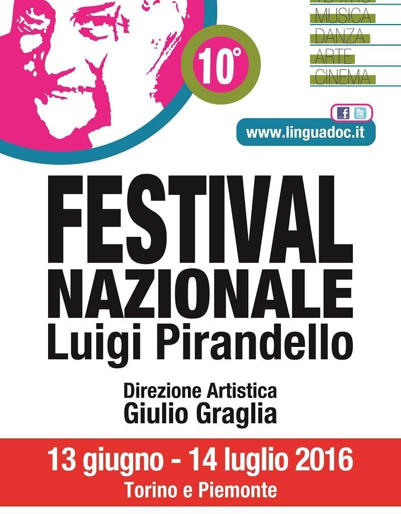 Il 10° Festival Luigi Pirandello, tra letteratura e sofferenza umana