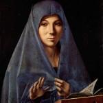 Le Vergini annunciate di Antonello da Messina
