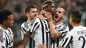 Juventus, centro di gravità permanente