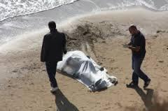 Messina: rinvenimento di un cadavere sulla spiaggia del Villaggio Pace
