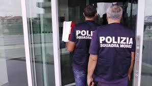 Attività della Polizia di Stato a S. Agata Militello e a Taormina