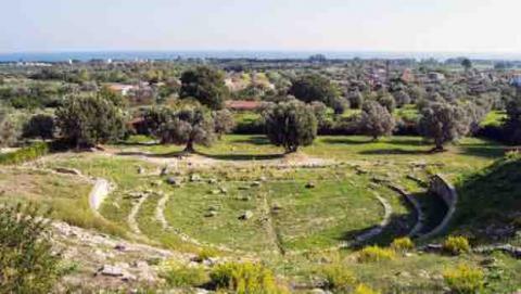 5^ Rassegna del Cinema Archeologico  Portigliola (Reggio Calabria) – Teatro Greco – Romano,  Parco Archeologico Locri – Epizefiri  14/15/16 luglio 2016