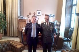 Guardia di Finanza, Messina: il Gen. C.A. Giuseppe Vicanolo in visita ai responsabili degli Uffici giudiziari e della Prefettura