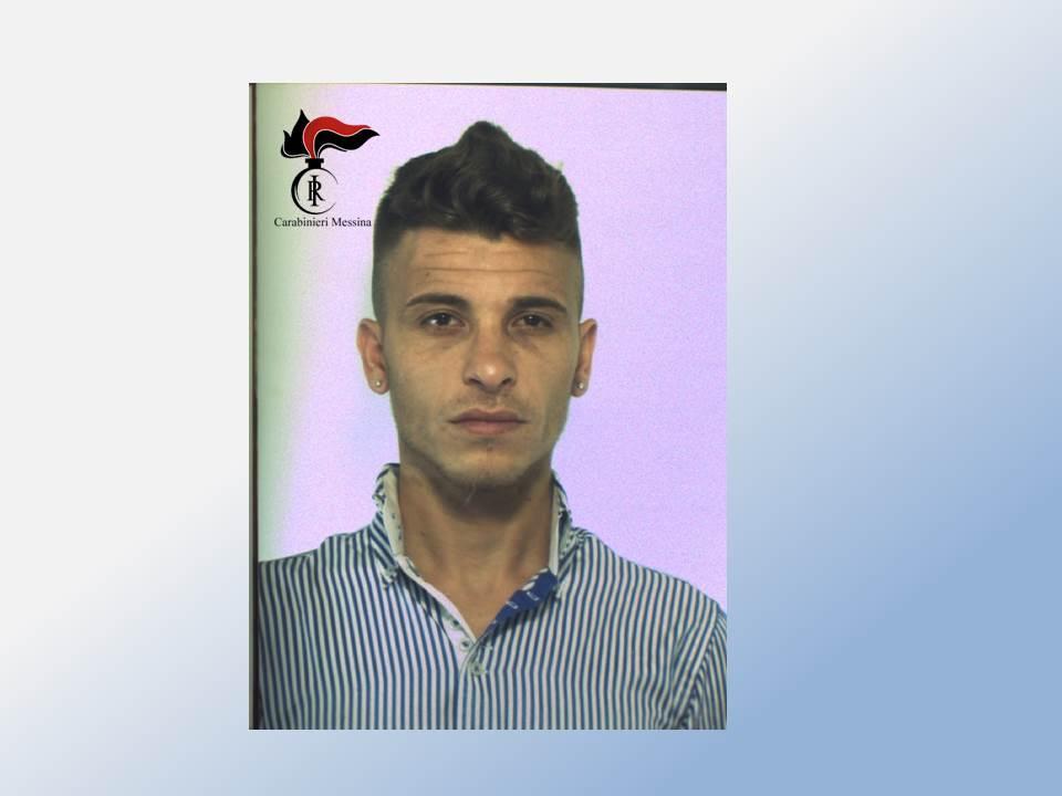 Messina: i carabinieri arrestano in flagranza di reato un 30enne messinese per evasione dagli arresti domiciliari