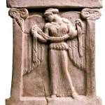 Arula locrese,  Museo Archeologico Nazionale di Locri (Reggio Calabria)