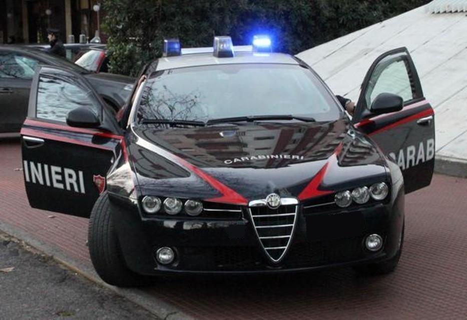 Messina, Carabinieri arrestano rapinatore seriale in esecuzione ad un ordine di carcerazione