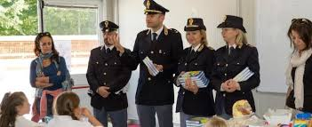 """La Polizia di Stato consegna il """"Mio Diario"""" agli alunni delle scuole colpite dal sisma"""