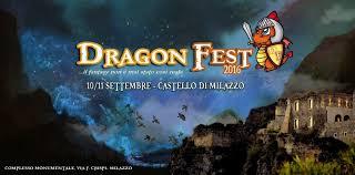 """Milazzo – Presentazione del """"Dragon Fest"""" in programma sabato e domenica al Castello"""