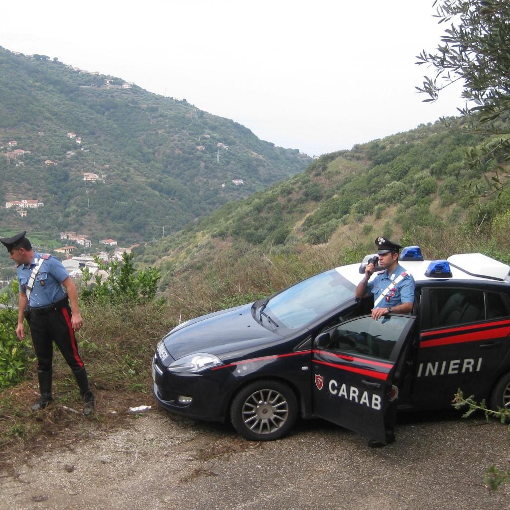 Disabile salvato dai Carabinieri della compagnia di Patti per un incidente d'auto