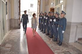 Guardia di Finanza. Il Prefetto di Messina in visita al Comando Provinciale