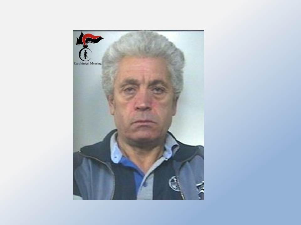 Tortorici: arresto di un 55enne per produzione, traffico e detenzione illeciti di sostanza stupefacente del tipo marijuana