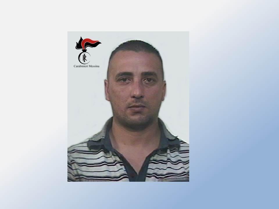 Arrestato un giovane di Barcellona Pozzo di Gotto. Deve scontare in carcere 2 anni, mesi 10 e gg. 23 di reclusione  per i reati di rapina e furto aggravato