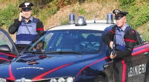 Furci siculo: Due giorgiani pieni di refurtiva tentato di fuggire tentando di speronare l'auto dei Carabinieri. Bloccati dopo una colluttazione e tratti in arresto