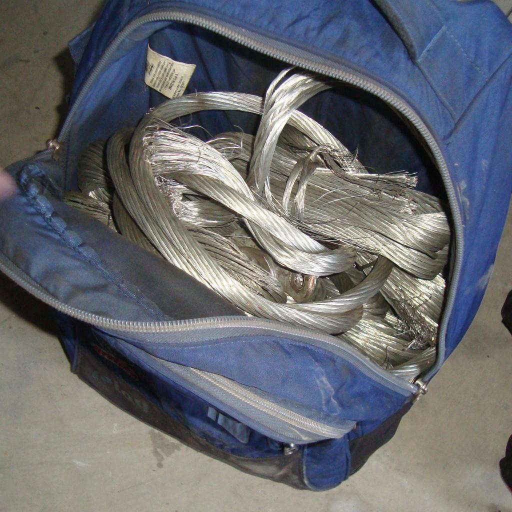 La conferenza internazionale sui furti di rame