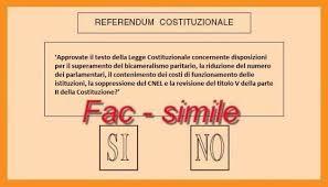Milazzo. Referendum 4 dicembre, disposizioni in materia di comunicazione politica
