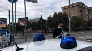 ROMA: ALLARME BOMBA A PORTA DI ROMA