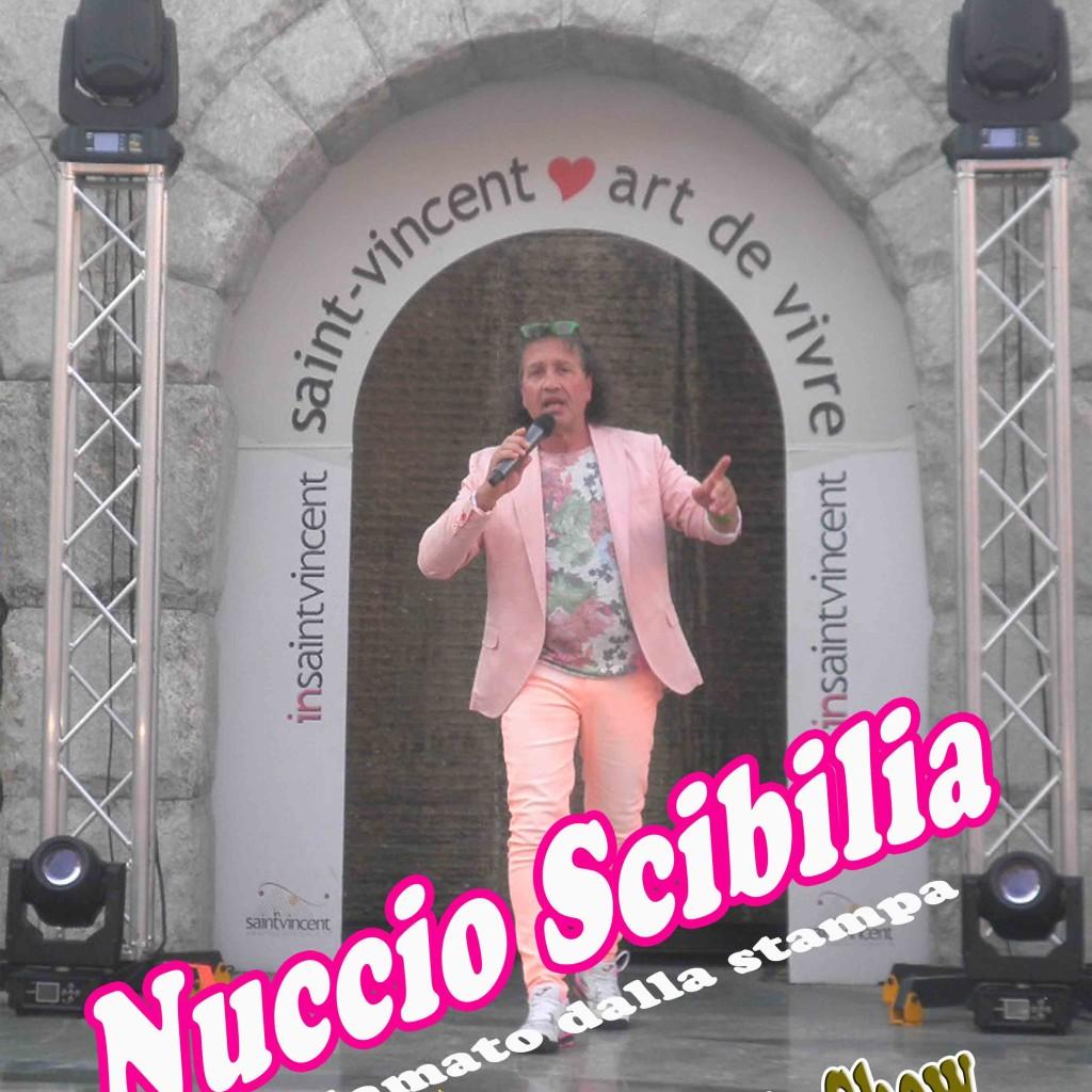 Riscontri positivi al festival nazionale di Saint-Vincent per l'anchorman siciliano Nuccio Scibilia