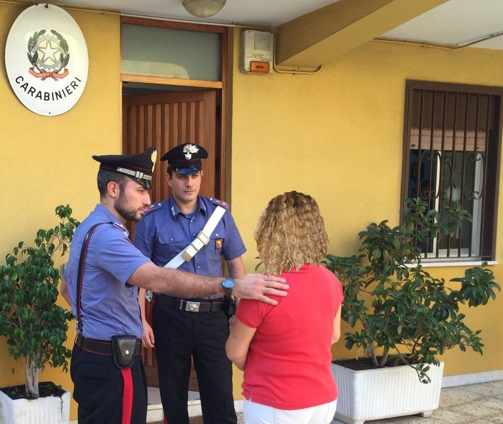 MESSINA: APPOSTAMENTI, AGGRESSIONI, MINACCE E CONTINUE TELEFONATE. STALKER ARRESTATO DAI CARABINIERI