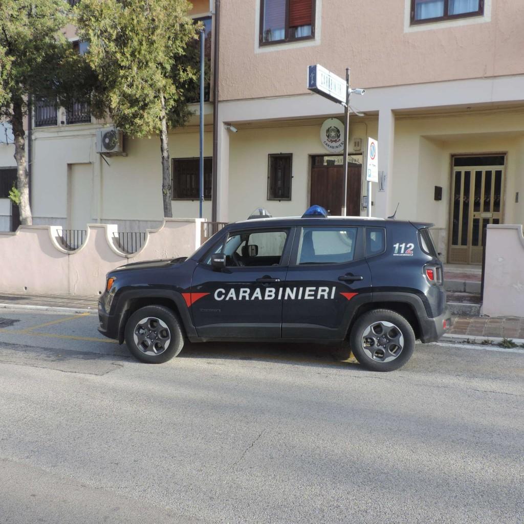 Accettura (Mt). I Carabinieri arrestano una donna del luogo, di 50 anni, che dovrà scontare in carcere una condanna di 4 anni e 4 mesi