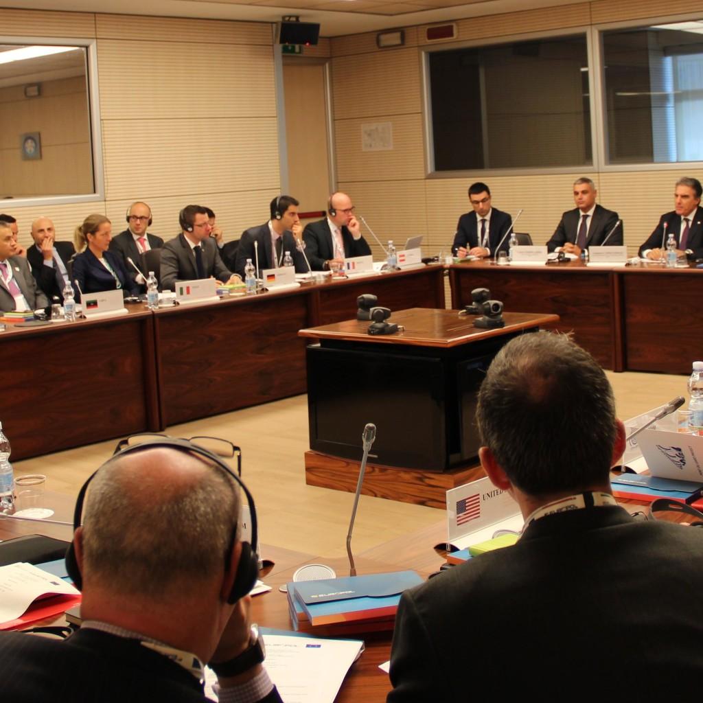WORKSHOP EUROPOL IN ITALIA PER FAR FRONTE COMUNE SU L'IMMIGRAZIONE CLANDESTINA E SITUAZIONE LIBICA