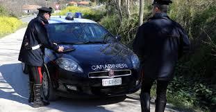 Attività dei Carabinieri di Giulianova